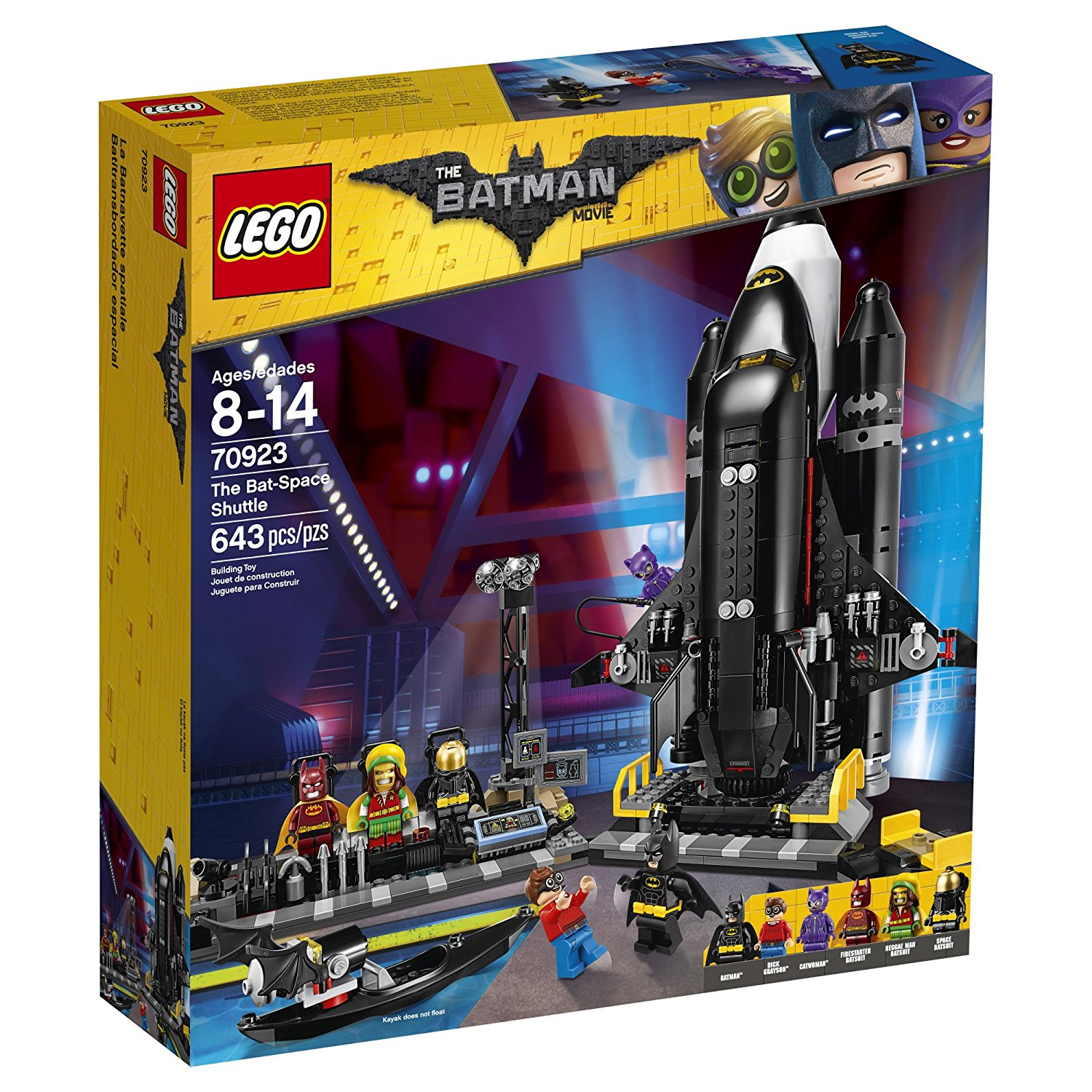 lego batman space shuttle upc - photo #2