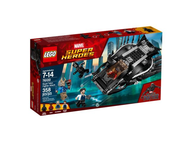 76100 Royal Talon Fighter box