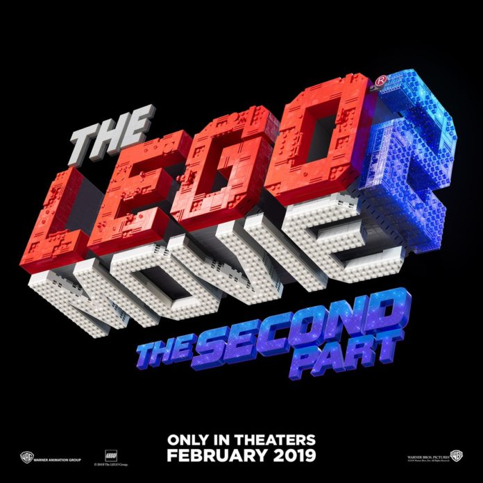 The LEGO Movie 2 Logo