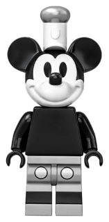 21317 Steamboat Willie 1-to-1