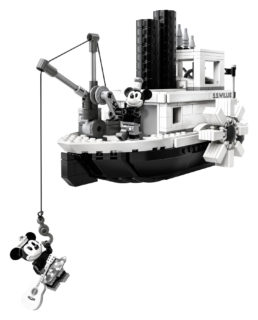 21317 Steamboat Willie Back 06