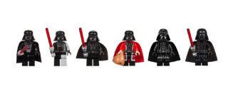 LEGO_STAR WARS_DARTH VADER_SELECTION ONLY_1999_2016_NEW