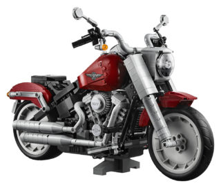 Harley-Davidson Fat Boy LEGO Set 1