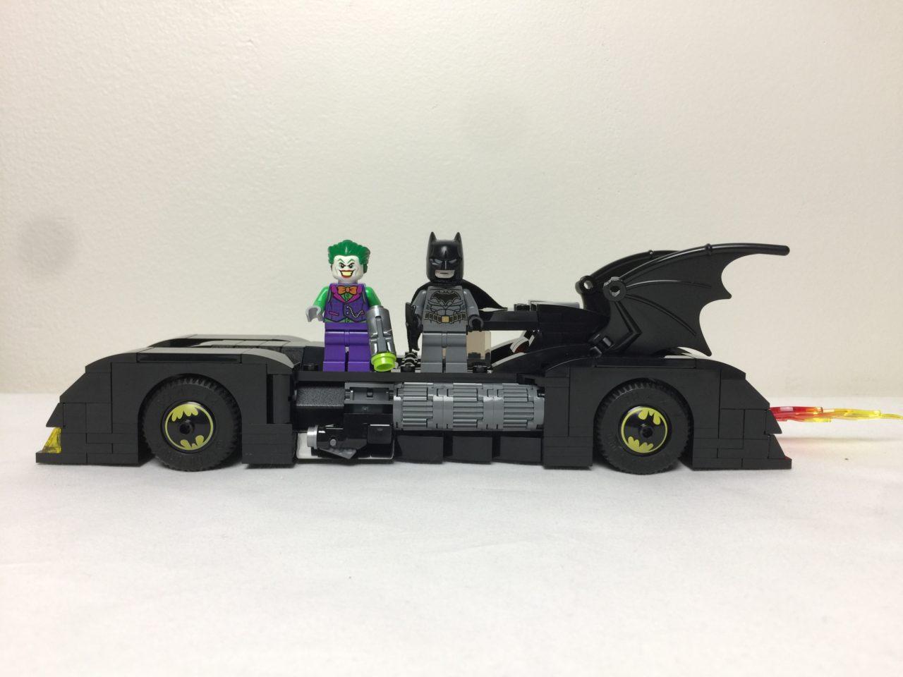 76119 The Batmobile: Pursuit of The Joker full set