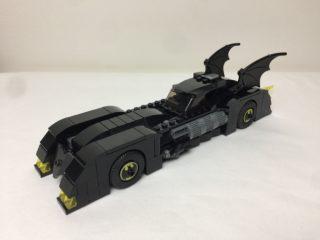 76119 The Batmobile: Pursuit of The Joker - The Batmobile