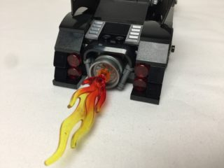 76119 The Batmobile: Pursuit of The Joker exhaust flame